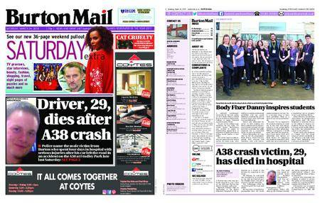 Burton Mail – March 24, 2018