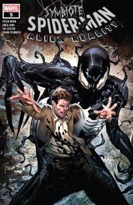 Symbiote Spider-Man-Alien Reality 005 2020 Digital Zone