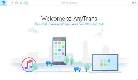 AnyTrans for iOS 8.1.0.20190919