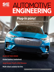 Automotive Engineering - July/August 2020