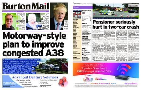 Burton Mail – June 19, 2019