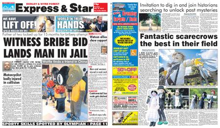 Express and Star Dudley and Wyre Forest Edition – July 16, 2019