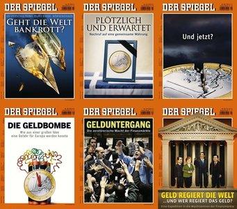 Der Spiegel - Jahressammlung 2011