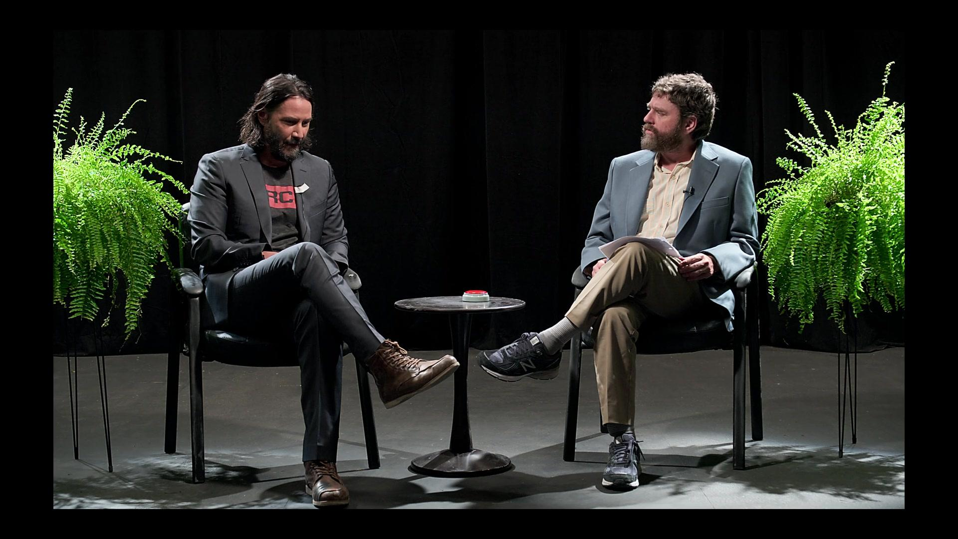 Between Two Ferns: The Movie (2019)