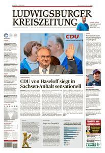 Ludwigsburger Kreiszeitung LKZ - 07 Juni 2021