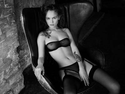Anastasia Scheglova by Nicolas Guerin for PSM Magazine
