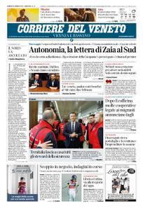 Corriere del Veneto Vicenza e Bassano – 18 gennaio 2019