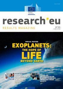 research*eu results Magazine - June 2016