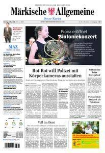 Märkische Allgemeine Dosse Kurier - 08. Mai 2018