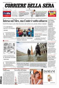 Corriere della Sera – 09 dicembre 2020