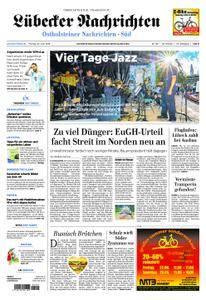 Lübecker Nachrichten Ostholstein Süd - 22. Juni 2018