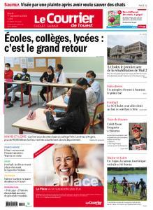Le Courrier de l'Ouest Cholet – 01 septembre 2020