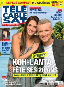 Télécâble Sat Hebdo - 16 Août 2021