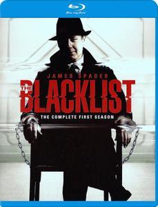 The Blacklist (2013) [Complete Season 1] + [Extras]