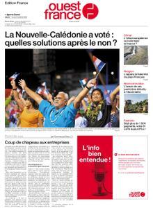 Ouest-France Édition France – 05 octobre 2020