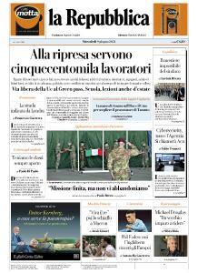 la Repubblica - 9 Giugno 2021
