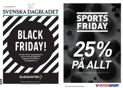 Svenska Dagbladet – 24 november 2017