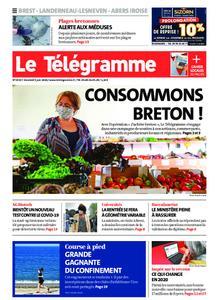 Le Télégramme Brest Abers Iroise – 05 juin 2020