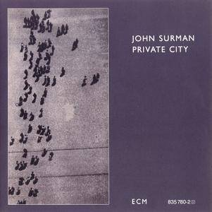 John Surman - Private City (1988)