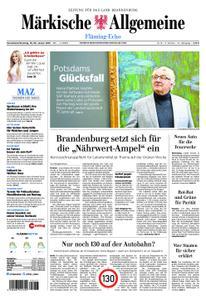 Märkische Allgemeine Fläming Echo - 19. Januar 2019