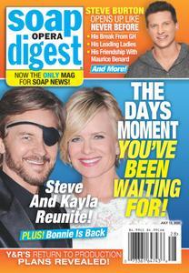 Soap Opera Digest - July 13, 2020