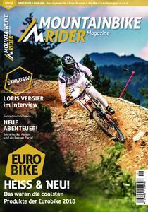 Mountainbike Rider – September 2018