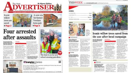 The Herts Advertiser – January 23, 2020