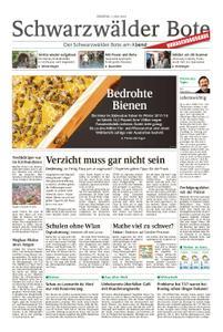 Schwarzwälder Bote Hechingen - 07. Mai 2019