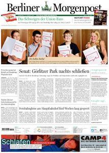 Berliner Morgenpost – 13. August 2019