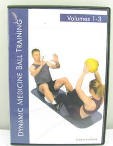Dynamic Medicine Ball Training: Vol. 1-3 with Paul Chek [repost]