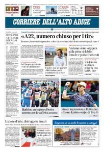 Corriere dell'Alto Adige – 14 febbraio 2020