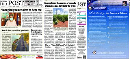The Guam Daily Post – April 25, 2020