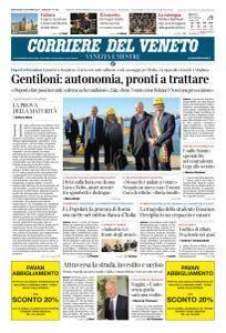 Corriere del Veneto Venezia e Mestre - 25 Ottobre 2017