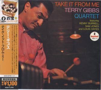 Terry Gibbs Quartet - Take It From Me (1964) {Impulse!-Universal Japan UCCI-9170 rel 2010}