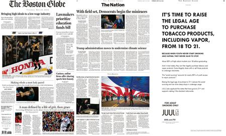 The Boston Globe – May 28, 2019