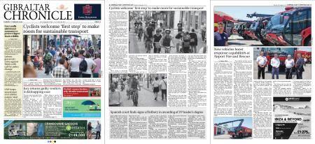 Gibraltar Chronicle – 07 August 2018