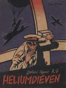 Geheim Agent X9 - 02 - Avontuur In Panama