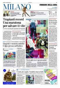 Corriere della Sera Milano – 04 gennaio 2020