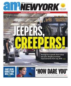 AM New York - September 24, 2019