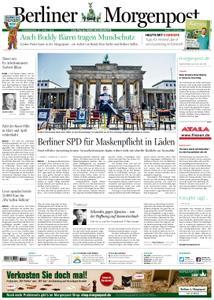 Berliner Morgenpost – 25. April 2020