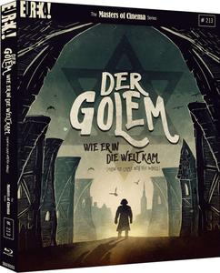 The Golem / Der Golem - wie er in die Welt kam (1920) [Masters of Cinema - Eureka!]