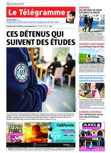 Le Télégramme Quimper – 06 mai 2019