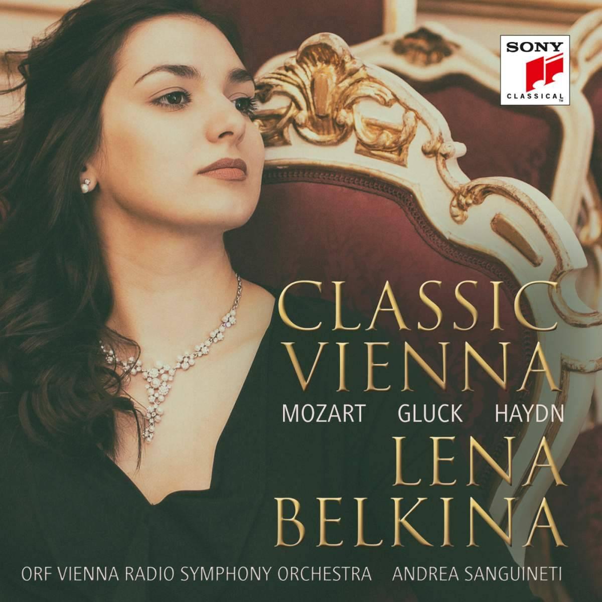 Lena Belkina - Classic Vienna: Mozart - Gluck - Haydn (2017