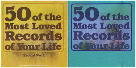 VA - 50 Of The Most Loved Records Of Your Life (2CD) (1984)