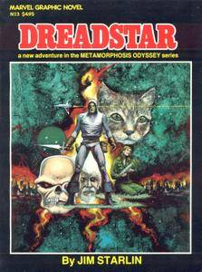 Marvel Graphic Novel 03 - Dreadstar