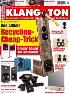 Klang & Ton - Oktober-November 2019