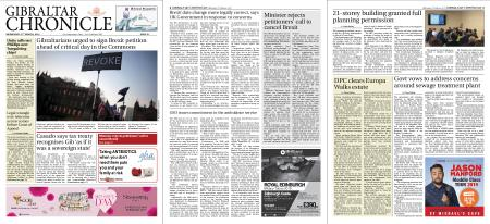 Gibraltar Chronicle – 27 March 2019