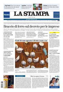 La Stampa Torino Provincia e Canavese - 3 Aprile 2020