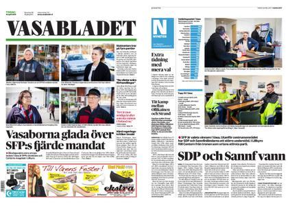 Vasabladet – 16.04.2019