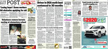 The Guam Daily Post – July 07, 2020